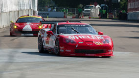GRAND-AM Rolex Sports Car Series, Detroit, MI Royalty Free Stock Photography