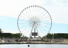 Grand Roue De Paris Photographie stock