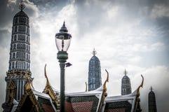 Grand Royal Palace in Bangkok, Thailand. Phra Thinang Chai Chumpol at Grand Royal Palace in Bangkok, Thailand Stock Photography