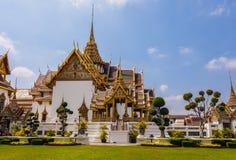 Grand royal palace Royalty Free Stock Photos
