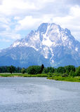 ` Grand s de Teton Photo stock