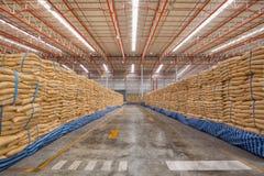 Grand sac de sucre Photographie stock