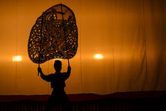 The Grand Shadow Play Stock Photography