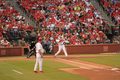 Grand Slam Cardinals Stock Photo