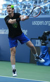 Grand Slam Champion Andy Murray of Great Britain practices for US Open 2016 Stock Photography