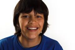 Grand sourire Photo stock