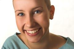 Grand sourire heureux Photos libres de droits