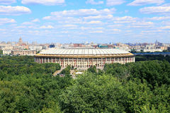 Grand Sports Arena in Moscow Stock Photos