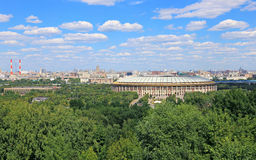 Grand Sports Arena in Moscow Stock Photography