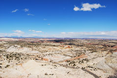 Grand Staircase-Escalante National Monument Stock Photography