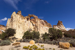 Grand Staircase-Escalante National Monument Royalty Free Stock Photo