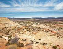Grand Staircase Escalante National Monument Stock Photography