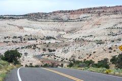 Grand Staircase-Escalante National Monument Utah USA Stock Image