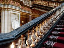 The Grand Staircase Foreign & Commonwealth Office Royalty Free Stock Photo