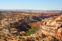 Grand  Staircase National Monument Royalty Free Stock Photography