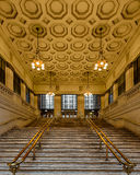 Grand staircase Stock Image