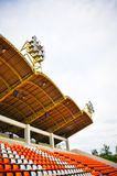 Grand stand Stock Photography