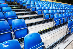 Grand stand Stock Images