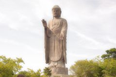 Grand statut du Japon Bouddha image stock