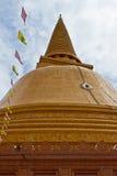 Grand stupa Image libre de droits