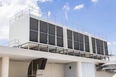 Grand système de ventilation Image stock