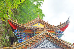A Grand Taoist Temple Royalty Free Stock Photo
