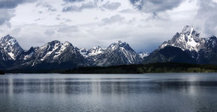 Grand Teton Royalty Free Stock Photo