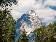 The Grand Teton Stock Photo