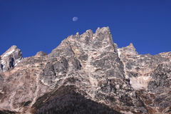 Grand Teton mountains Stock Photos