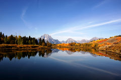 Grand Teton National Park Royalty Free Stock Photo