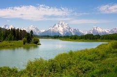 Grand Teton National Park Royalty Free Stock Photo