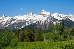 Grand Teton National Park Stock Images