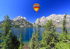 The Grand Teton National Park Stock Photos