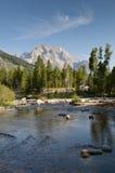 Grand Teton National park landscape Royalty Free Stock Photo