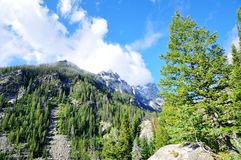 Grand Teton National Park Royalty Free Stock Images