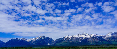 Grand Teton Stock Image