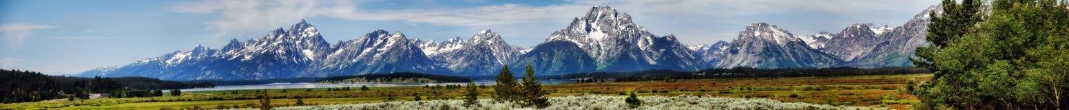 Grand Teton National Park USA royalty free stock photos