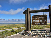 Grand Teton National Park, Wyoming Royalty Free Stock Photo