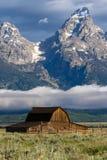 Grand Teton National Park in Wyoming Stock Image