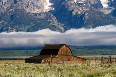 Grand Teton National Park in Wyoming Royalty Free Stock Photos