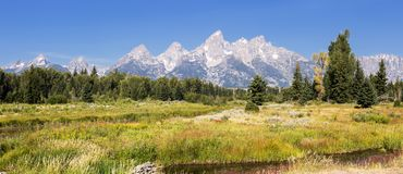 Grand Teton National Park, Wyoming Stock Image