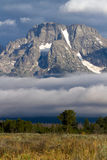 Grand Teton National Park in Wyoming Royalty Free Stock Photo