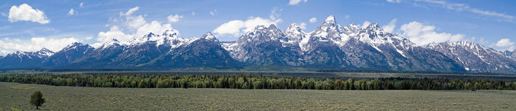 Grand Teton National Park, Wyoming, USA Royalty Free Stock Photography
