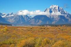 Grand Teton. National Park, Wyoming, USA Stock Photo