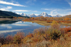 Grand Teton National Park, Wyoming, USA Royalty Free Stock Images