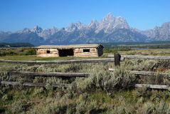 Grand Teton National Park, Wyoming, USA Royalty Free Stock Photo