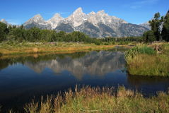 Grand Teton National Park, Wyoming, USA Stock Image