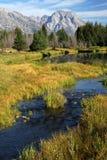 Grand Teton National Park, Wyoming, USA Stock Photos