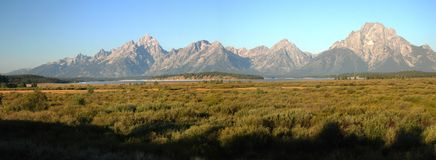 Grand Teton National Park, Wyoming, USA Stock Photography