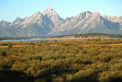 Grand Teton National Park, Wyoming, USA Stock Photo